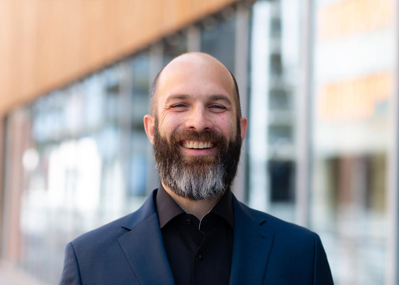 Hans Petter Myrlie Bjørn, VP IT Strategy