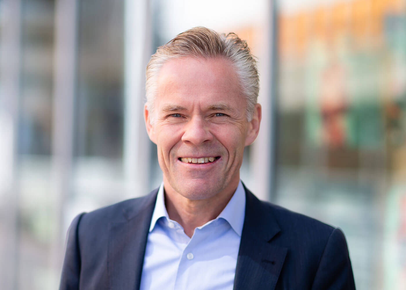 Hans-Petter Mellerud, CEO and Founder