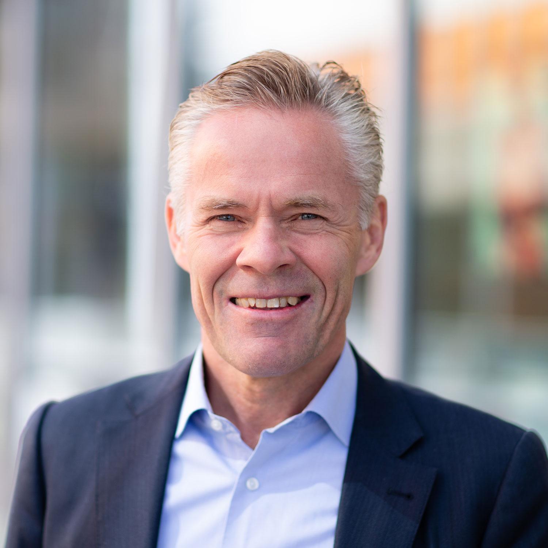 Hans-Petter Mellerud, CEO