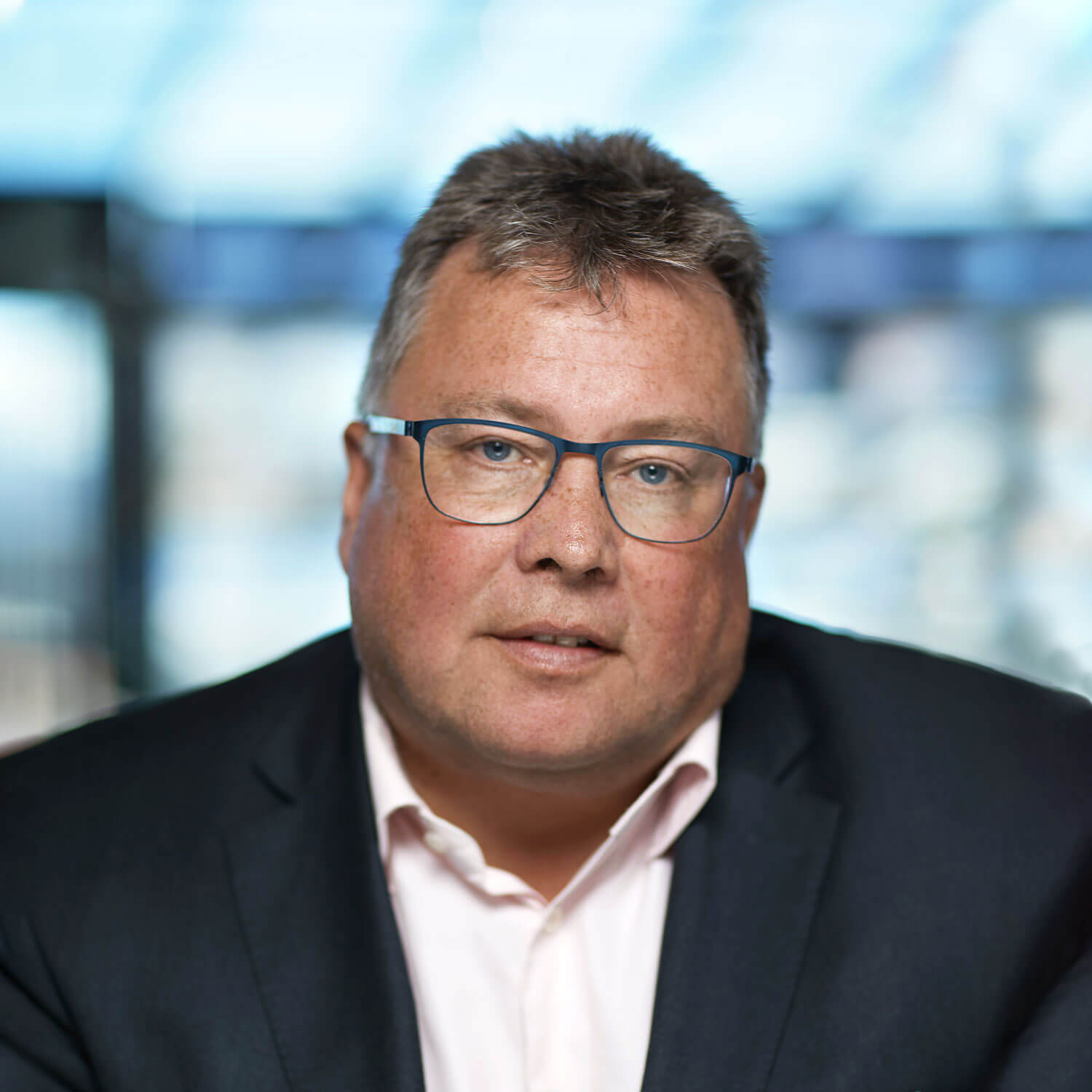Harald Goetsch, Executive Vice President Central Europe