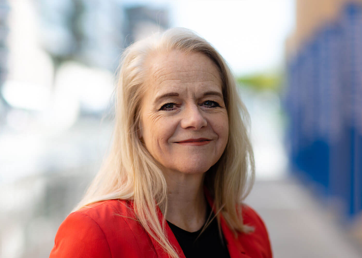 Hilde Karlsmyr, CHRO