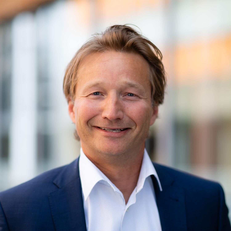 Richard E. Schiørn Executive Vice President Solution & Delivery