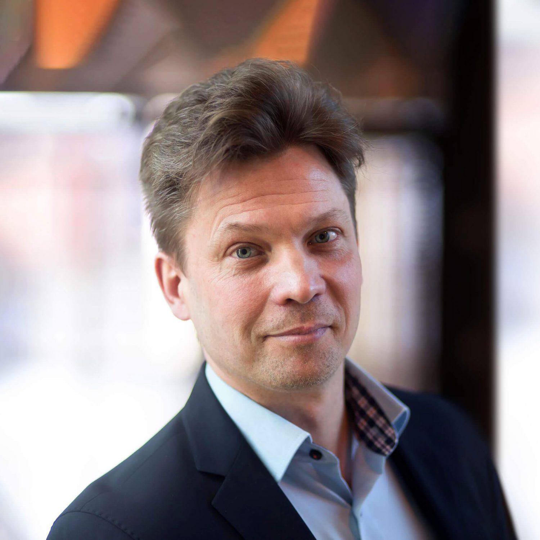 Sami Seikkula, Executive Vice President Northern Europe