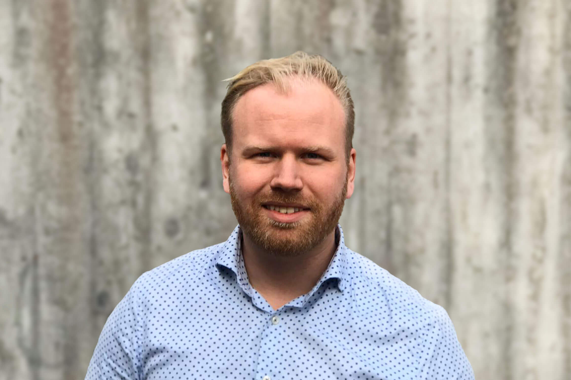 Sondre Grahl-Jacobsen, Head of Consulting