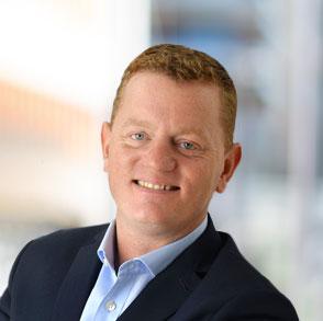 Will Jackson, Executive Vice President Zalaris UK & Ireland