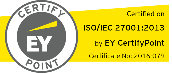 EY Certify Point ISO-IEC-27001-2013