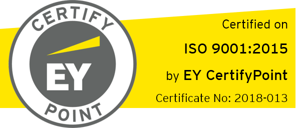 EY Certify Point ISO-9001-2015