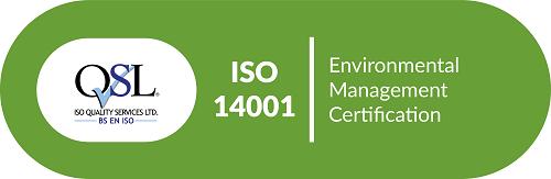 ISO QSL Cert ISO 14001