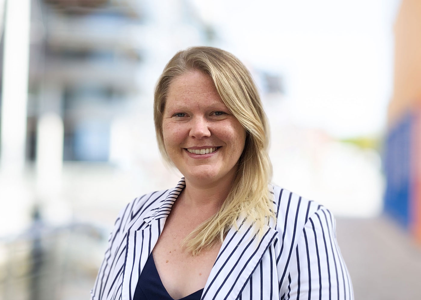 Melissa Lake, Support Manager UK & Ireland